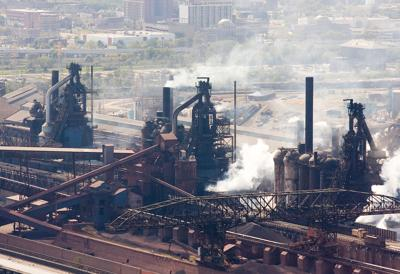 U.S. Steel idles Blast Furnace #8 and EC Tin, but presses forward with Gary Works investment