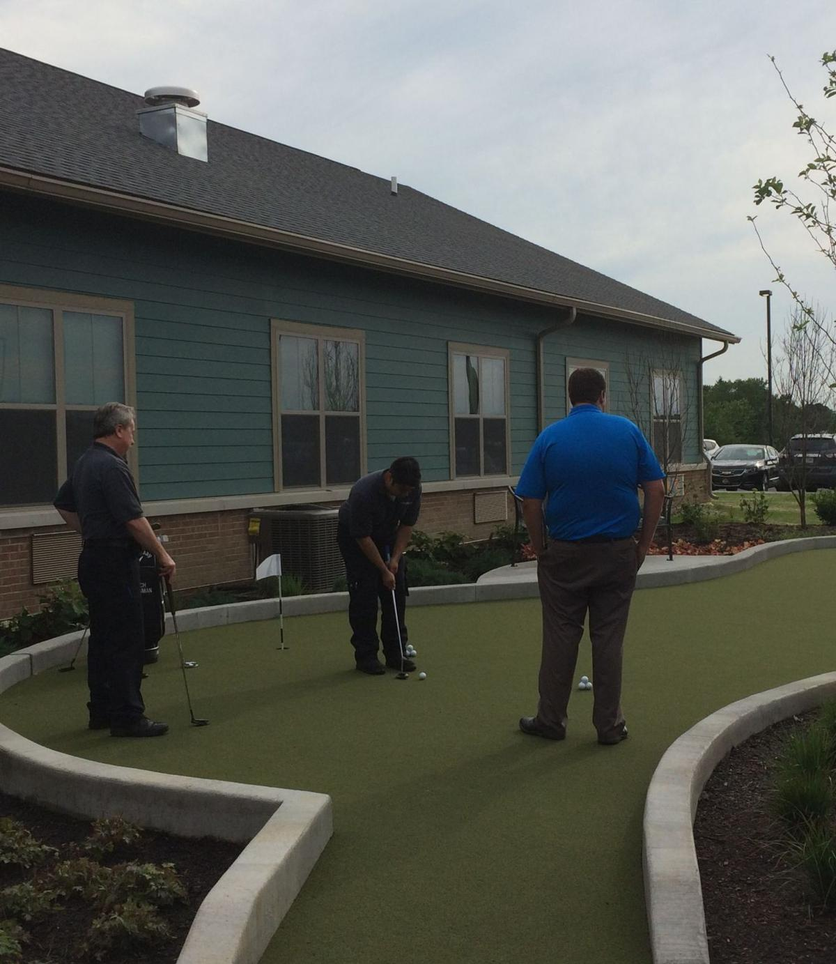 Indiana lake county dyer - Symphony Opens First Senior Living Facility In Indiana