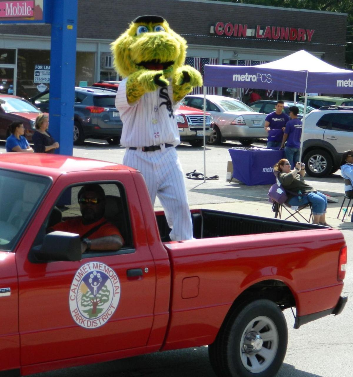 Calumet City hosts parade on Labor Day