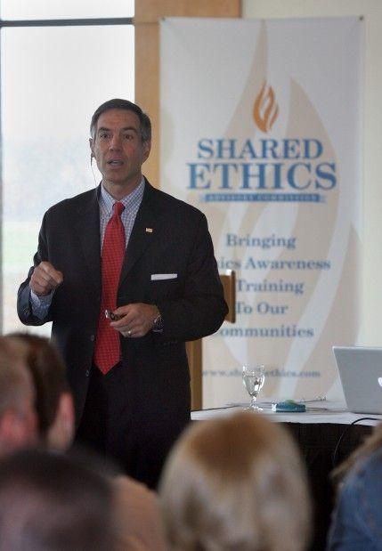 Ethics training session