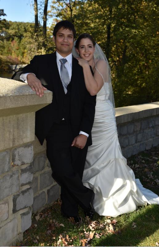 The wedding of Mandy and Brett Guiden
