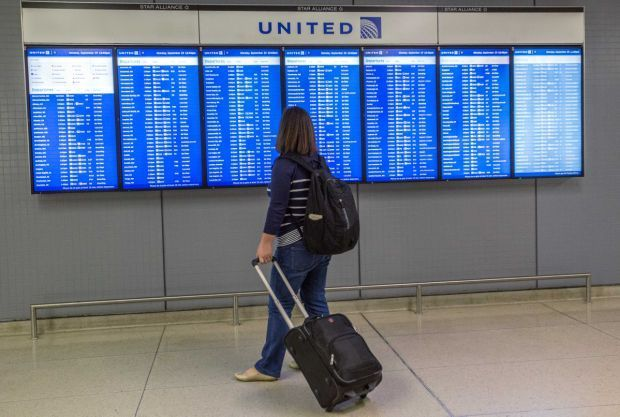 Chicago airports expect more holiday travelers