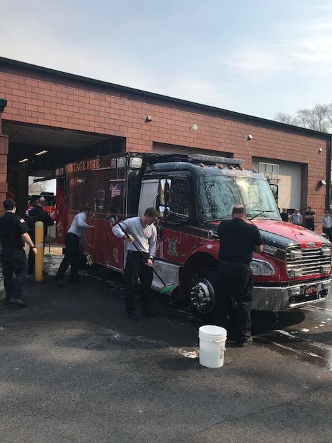 Portage Fire Department welcomes newest piece of equipment