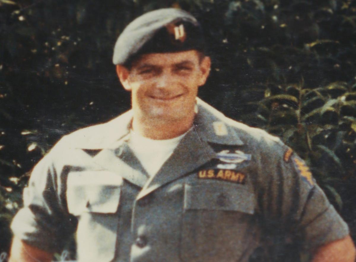 Soldier Donald Carr's remains finally found