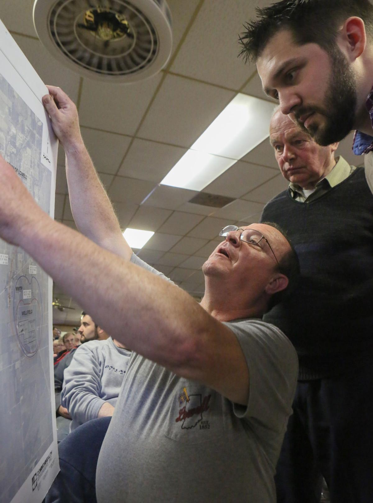 U.S. Surface Transportation Board holds a public hearing