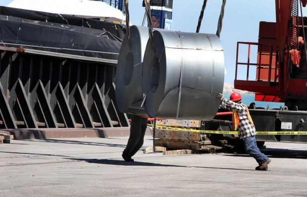 Dumping crackdown called 'a great day for steel'