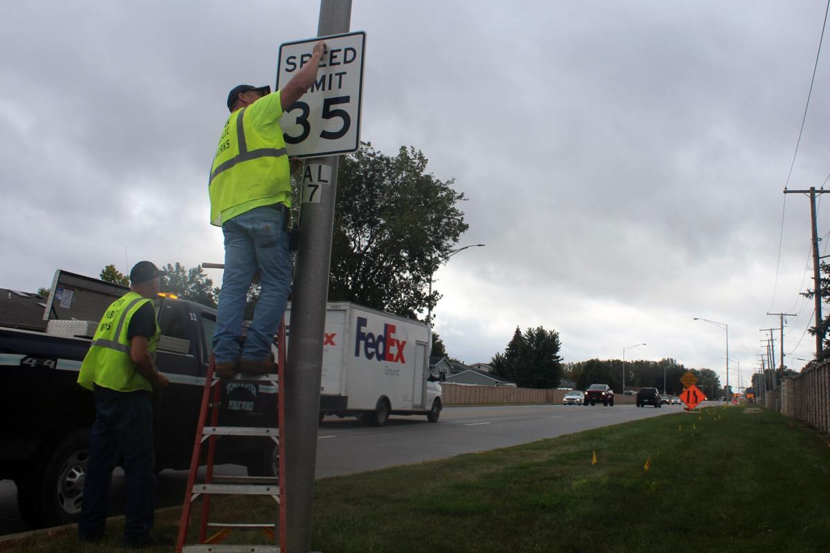 Dyer lowers speed limit on Calumet Avenue