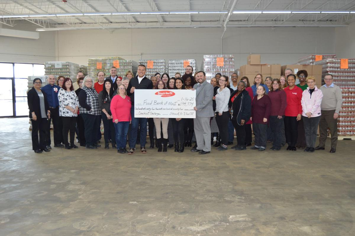 Strack & Van Til customers raise $194,774 for Food Bank