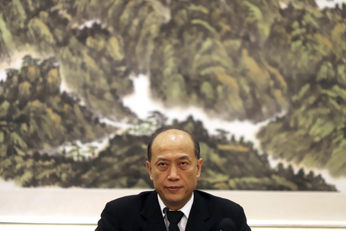 China US Opioids
