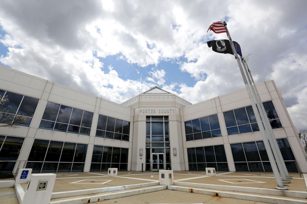 Porter County Building