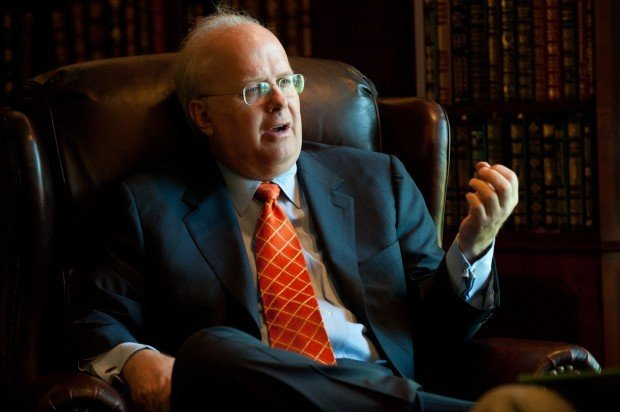 Rove serves up red meat for hungry Republicans