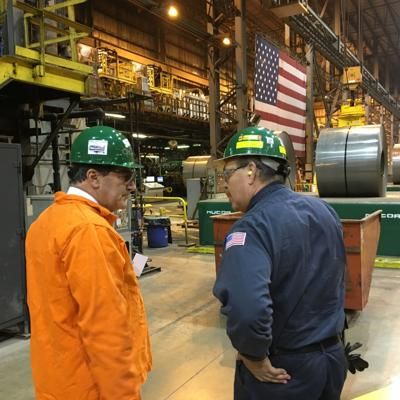 Nucor looks to build new steel plate mill in Midwest