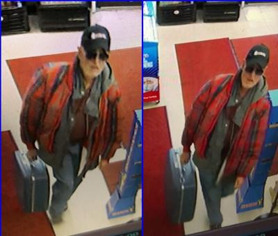 Zip Foods robbed at gunpoint in Cedar Lake; police seek help identifying suspect