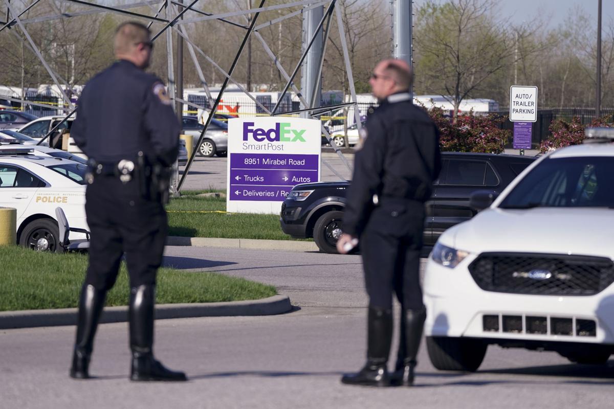 FedEx Shooting Indianapolis