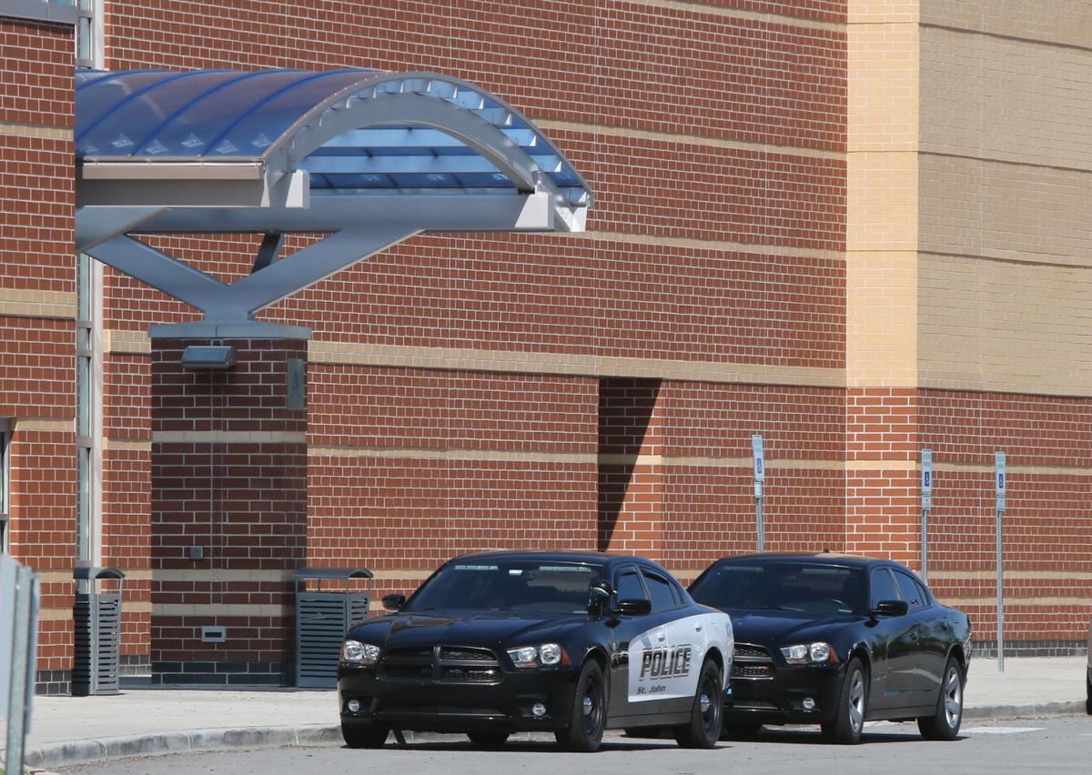 Police presence at Lake Central