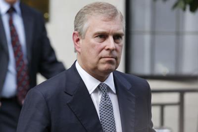 Prince Andrew AP file photo
