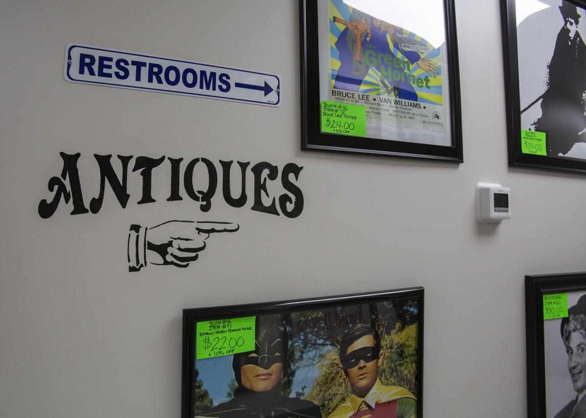 New Crown Antique Mall Attracts Collectors To Crown Point Business Nwitimes Com