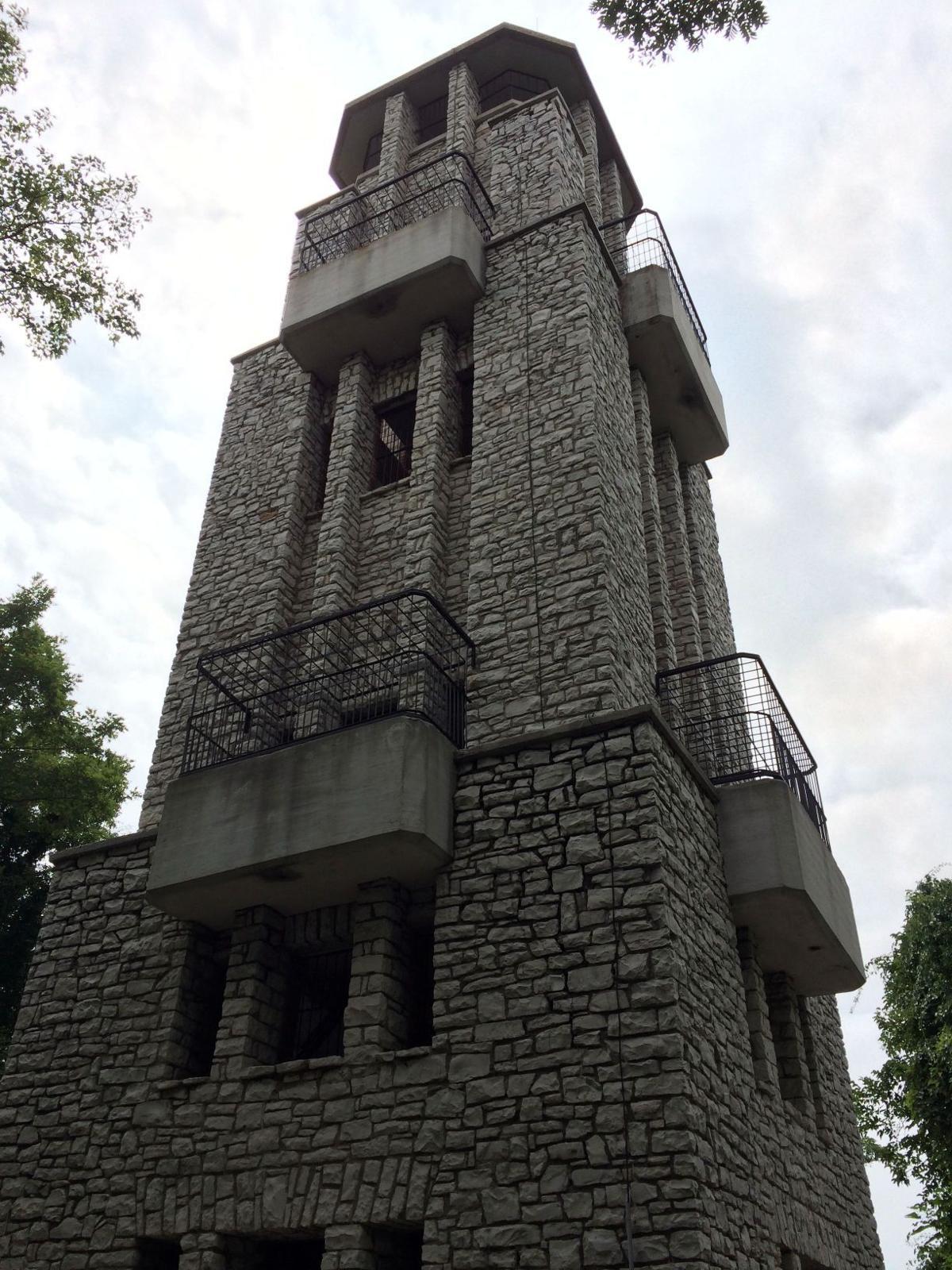 Gallery Washington Park Zoo Observation Tower Digital