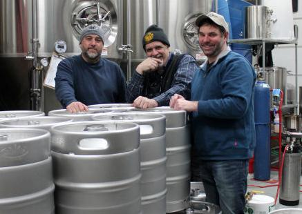 St. John Malt Brothers to serve its beer to Congress