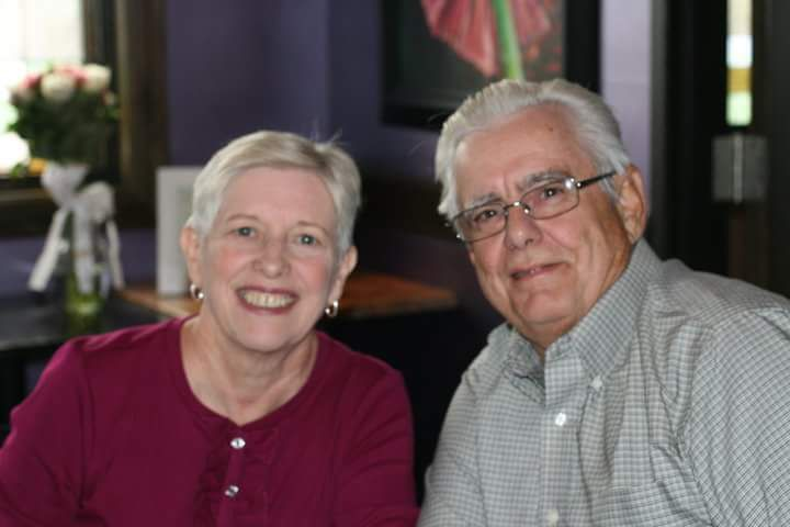 Richard and Toni Gillette celebrate 50 years
