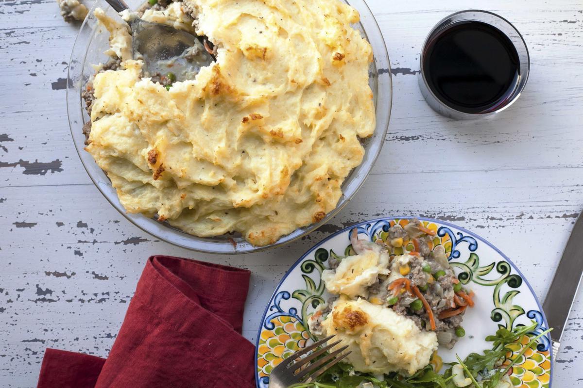 Food Column Deadline Shepherds Pie