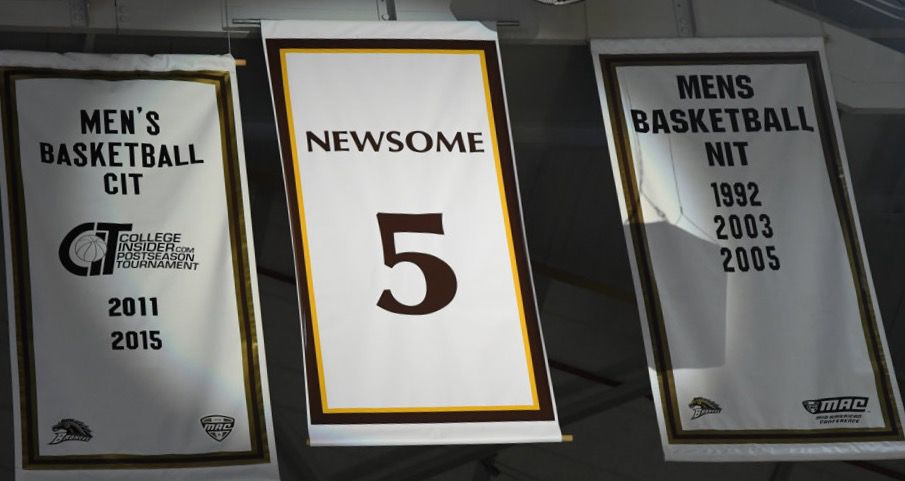 Manny Newsome number retirement