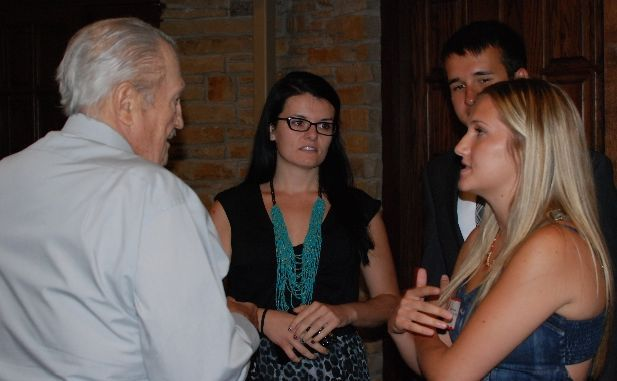 Dye scholarship recipients feted at annual dinner
