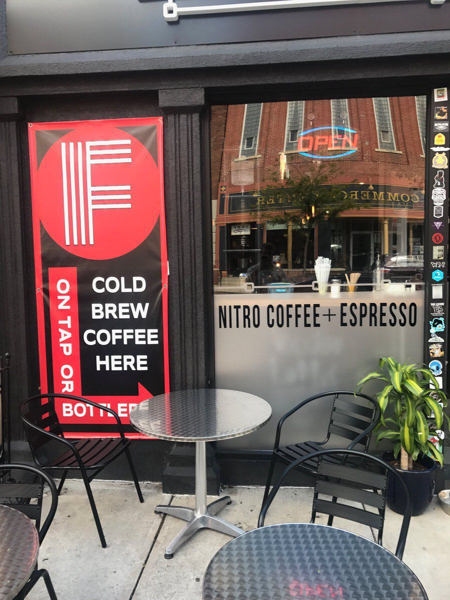 Artist to showcase painted boxing gloves at Fluid Coffee Bar