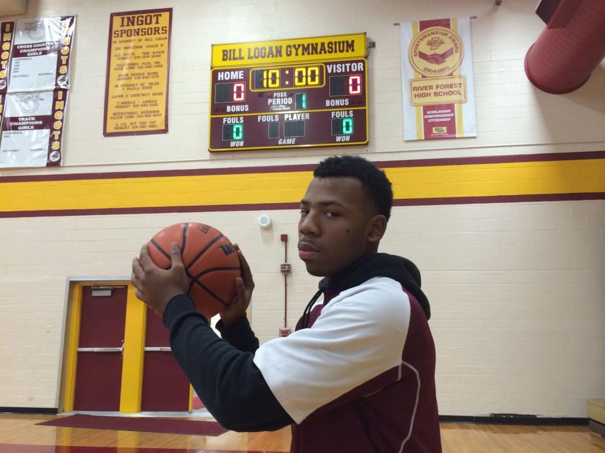 River Forest's Jordan Higgins is living up to his name
