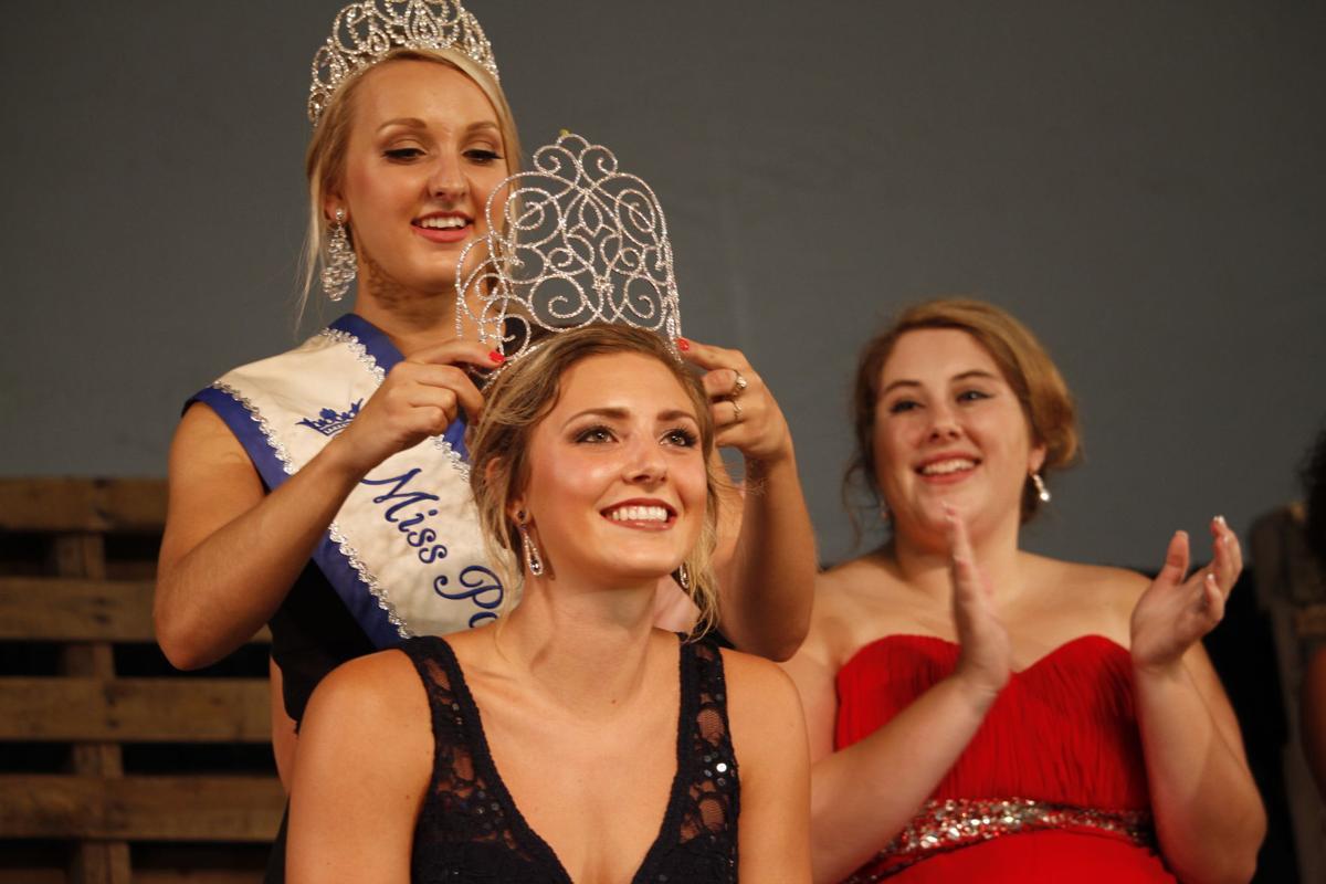 Porter County Fair queen pageant
