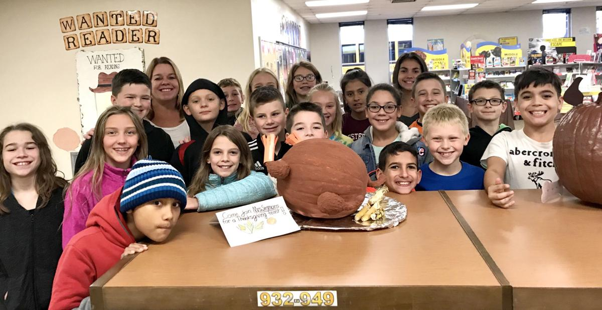 Liberty Intermediate pumpkin contest winners announced