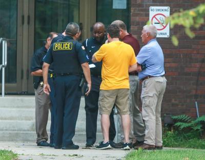 Hammond schools locked down, file