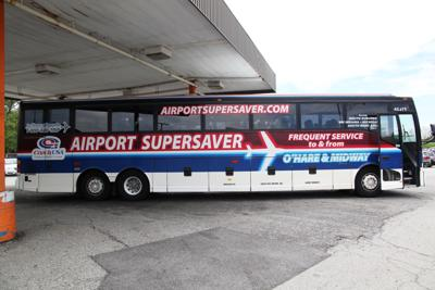 Indiana Airport Supersaver to O'Hare and Midway to shut down at end of year