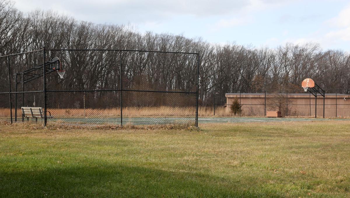 Nike Missile site in Porter