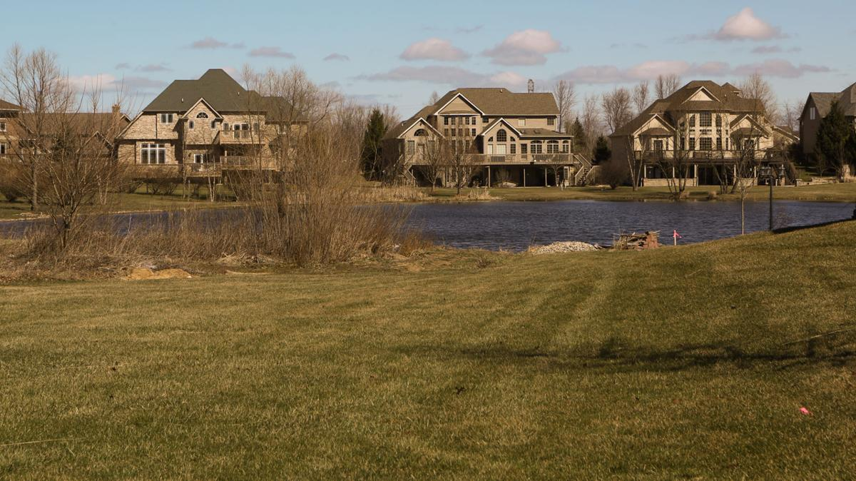 Falling Waters subdivision
