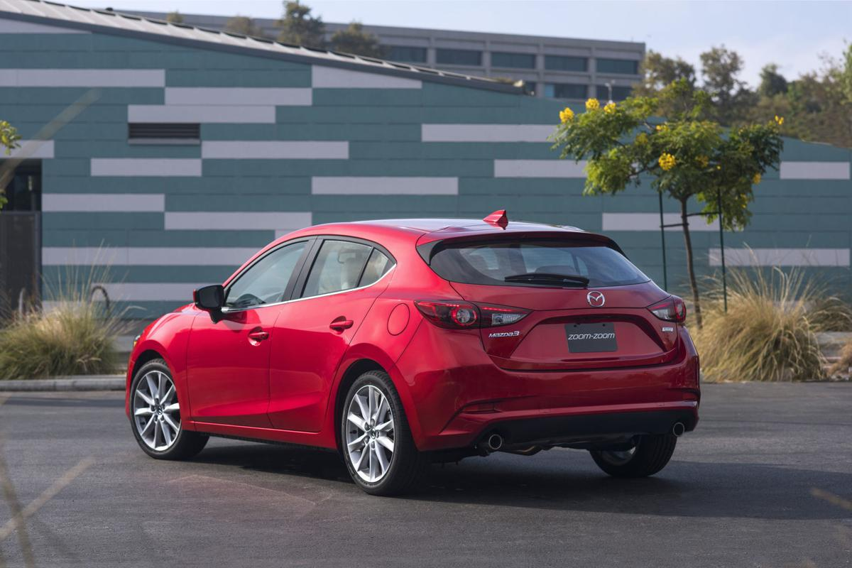 The 2017 Mazda 3 Was Chosen And U S News World Report Top Commuter Car