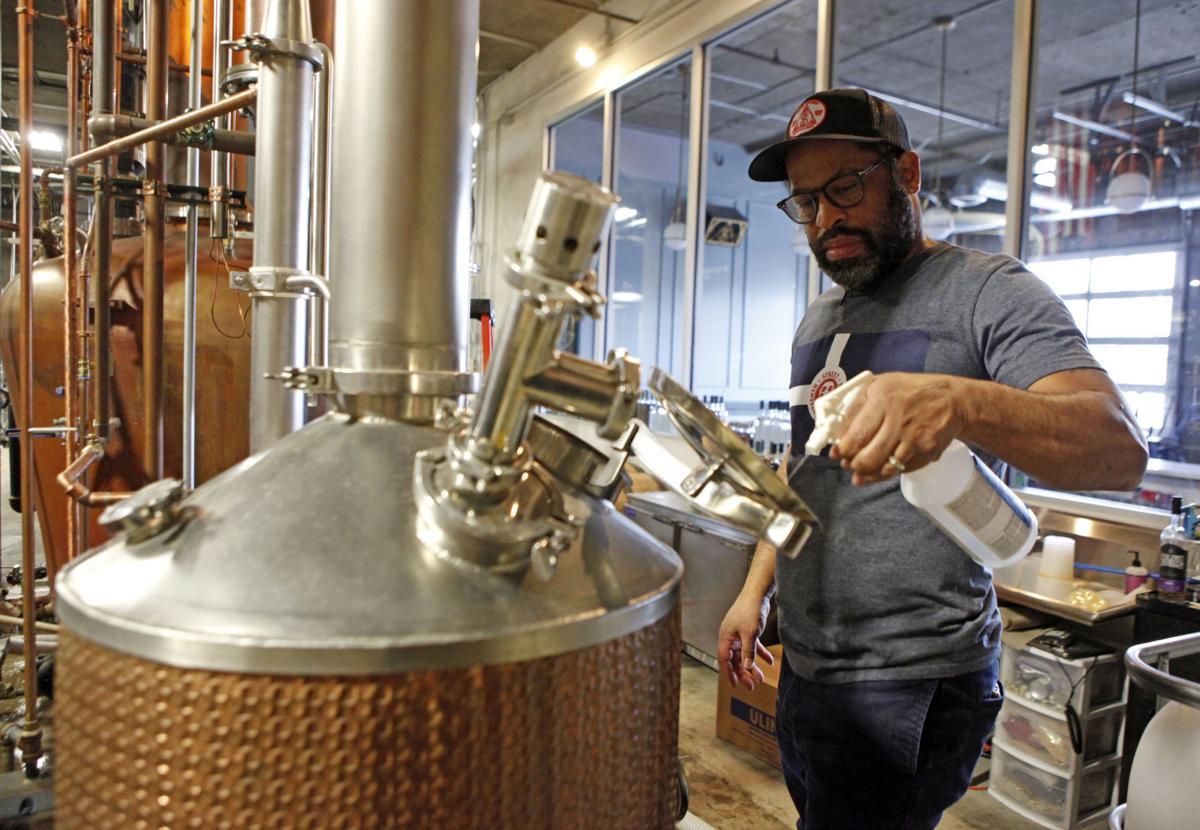 18th Street Distillery helping make hand sanitizer
