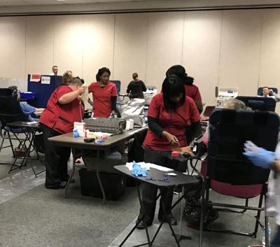Blood drives to take place at Franciscan Health in December