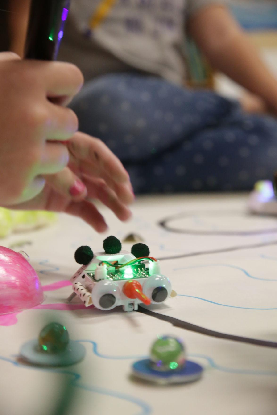 Camp Invention sparks kids' imagination