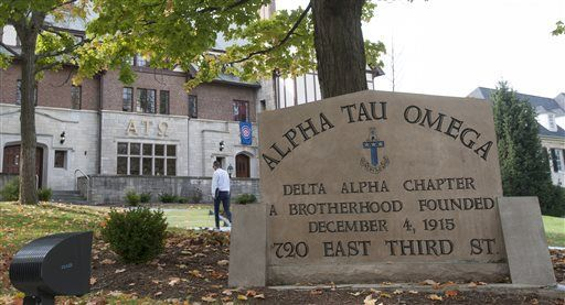 Indiana U. fraternity charter revoked over explicit video