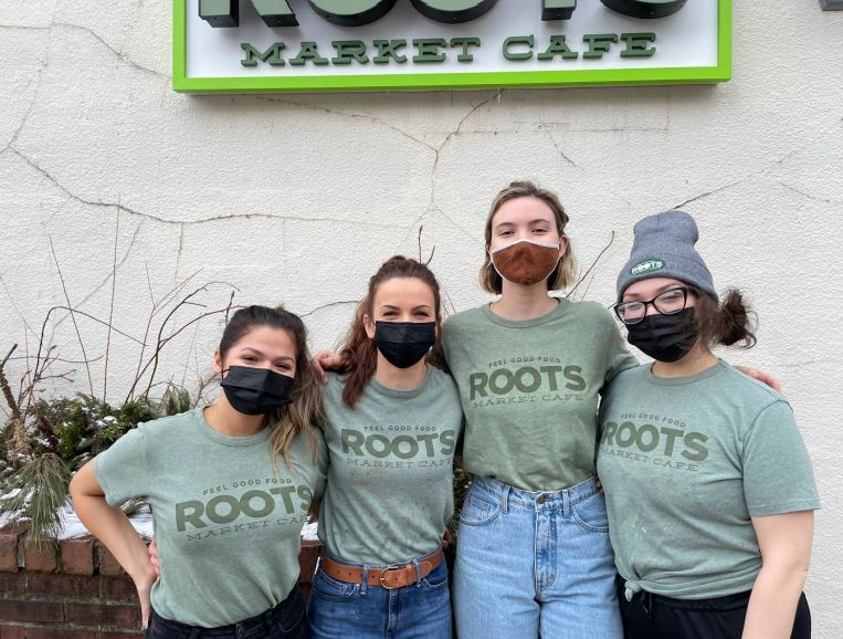 Roots Market Cafe in Valpo names new leadership team