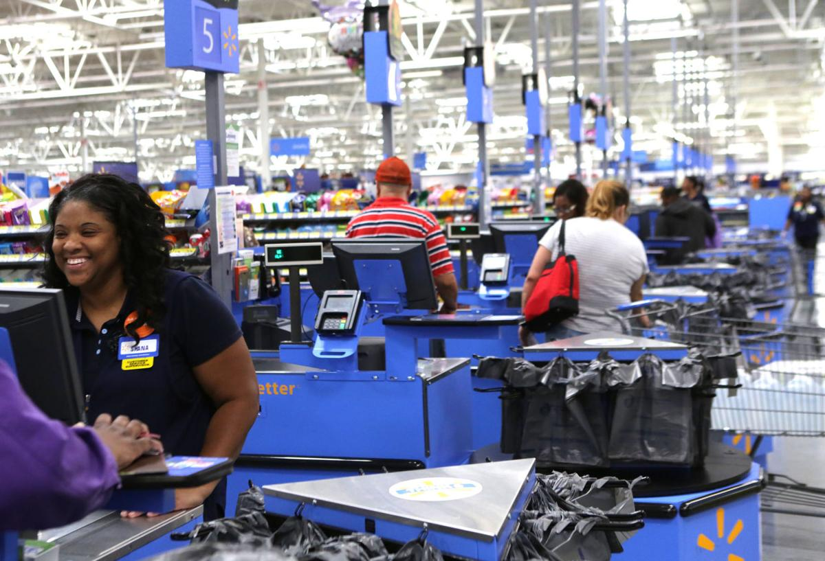 Shoppers paid Cook County pop tax at Indiana Walmart