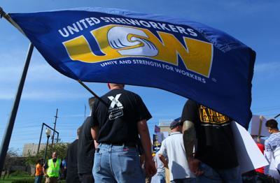 USW locals at Gary Work vote to authorize strike