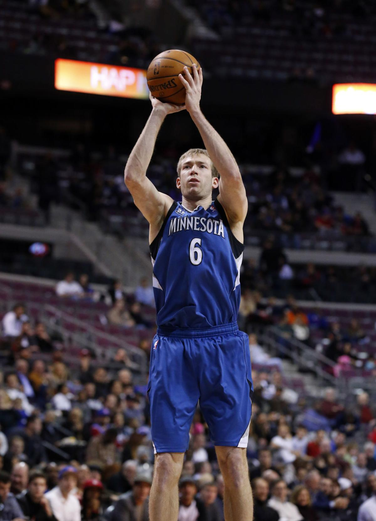 Robbie Hummel Named 2019 Usa Basketball Male Athlete Of The Year National Basketball Association Nwitimes Com