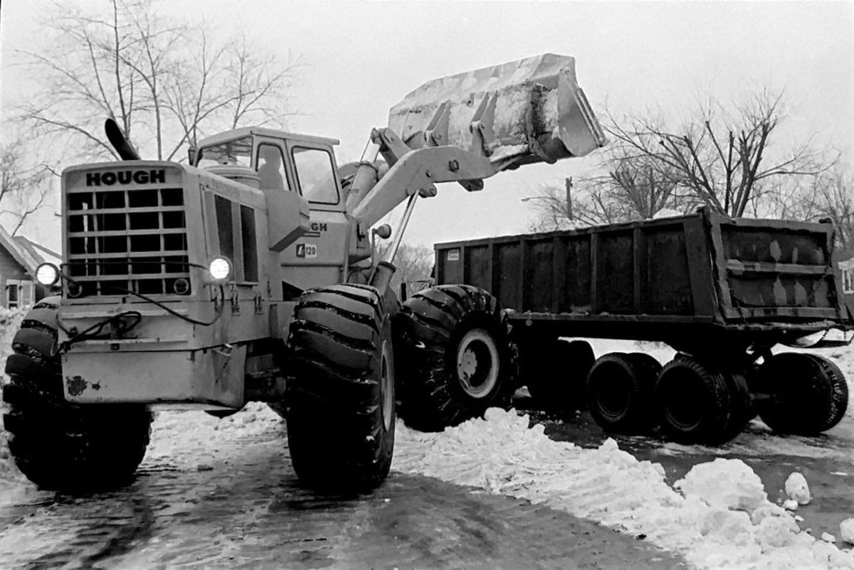 Region came to standstill during Blizzard of 1967