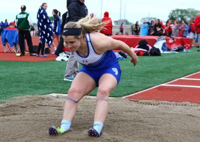 Girls Track Regionals