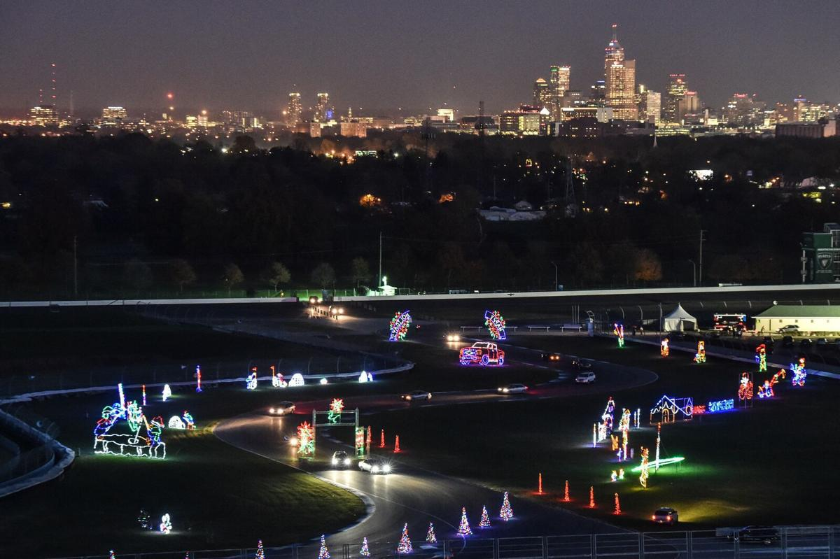 Indianapolis is the capital of holiday lights: 2 city institutions boast displays featuring more than a million bulbs each   Lifestyles - Travel   nwitimes. ...