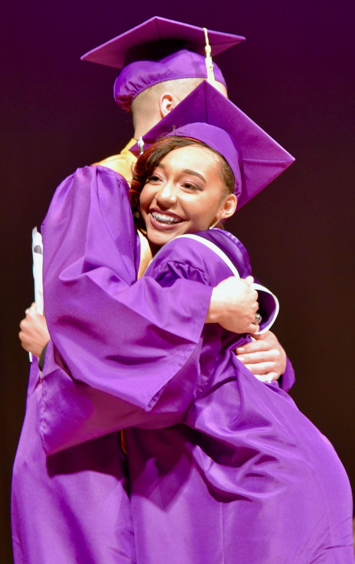 Merrillville graduation