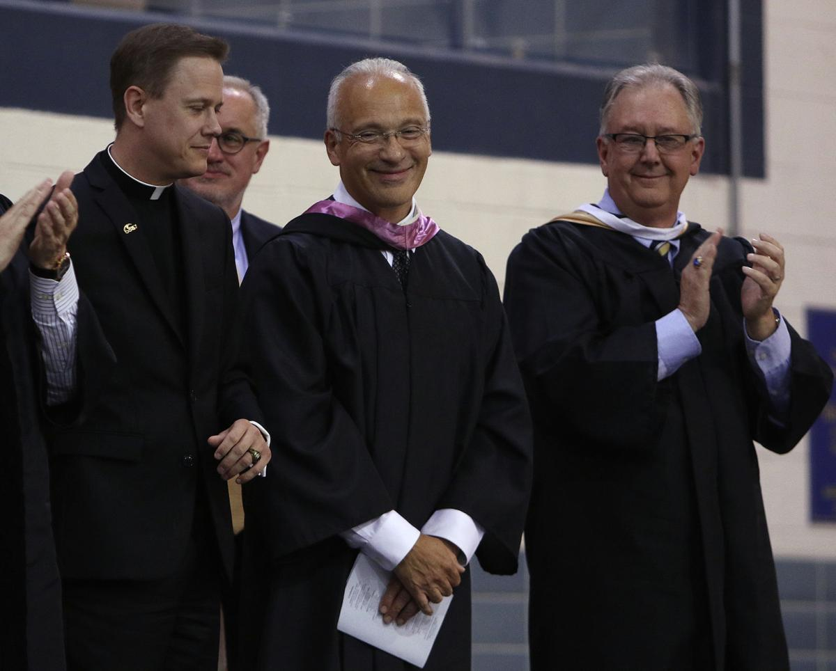 Bishop Noll Institute graduation