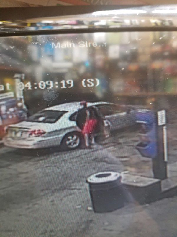 3 charged in fatal shooting at gas station